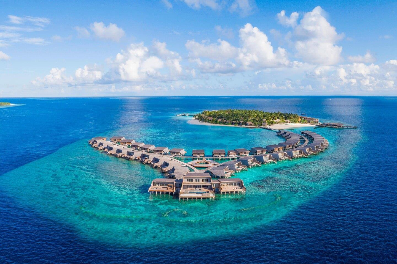 THE ST. REGIS MALDIVES